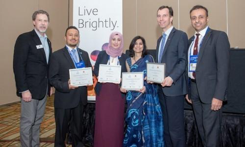 Imagem da notícia: IACLE atribui prémios no encontro da Academia Americana de Optometria