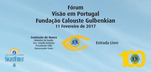 """Imagem da notícia: Fórum sobre """"A Visão em Portugal"""""""