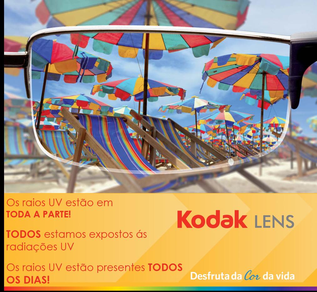 Imagem da notícia: Prooptica mostra os benefícios das lentes KODAK Clean'N'CleAR UV