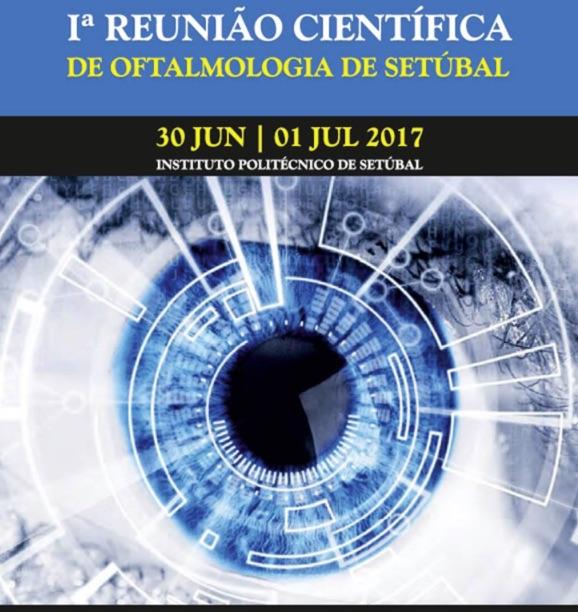 Imagem da notícia: Setúbal recebe reunião de oftalmologia