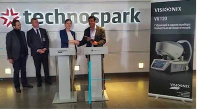 Imagem da notícia: Briot Weco Visionix com novos mercados e imagem corporativa