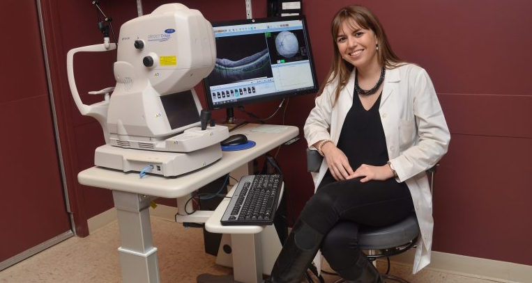 Imagem da notícia: Oftalmologista portuguesa premiada nos EUA