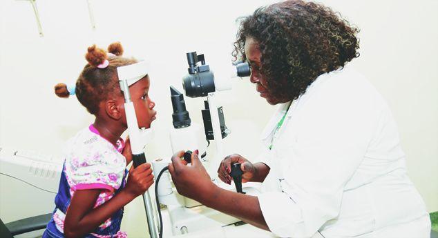 """Imagem da notícia: """"A oftalmologia angolana é emergente"""""""