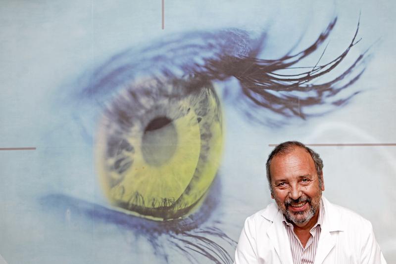 """Imagem da notícia: """"O glaucoma é a primeira causa de cegueira não reversível"""""""