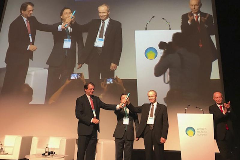 Imagem da notícia: CoimbraHealth assume presidência da Cimeira Mundial de Saúde