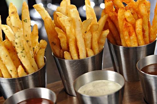 Imagem da notícia: Alimentação rica em fritos poderá originar cegueira