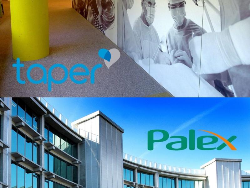 Imagem da notícia: Palex Medical adquire Grupo Taper