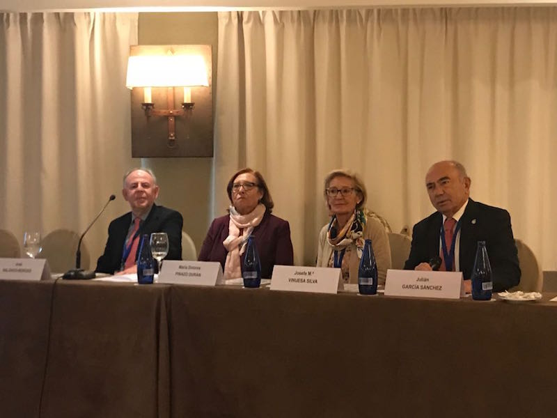 Imagem da notícia: IV Reunião Ibérica de Glaucoma foi em Salamanca