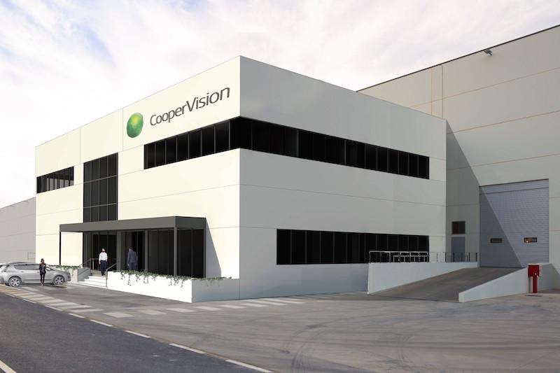 Imagem da notícia: CooperVision Iberia abre em 2018 novo centro logístico