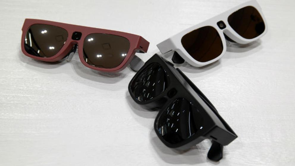 Imagem da notícia: Samsung cria óculos que poderão reduzir problemas visuais