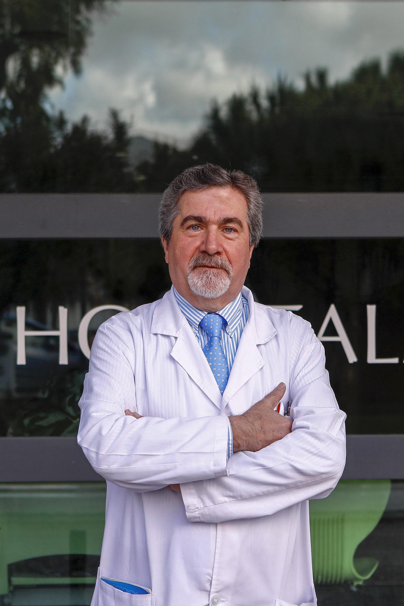 """Imagem da notícia: David Martins acredita que """"todos somos importantes para o nosso doente"""""""