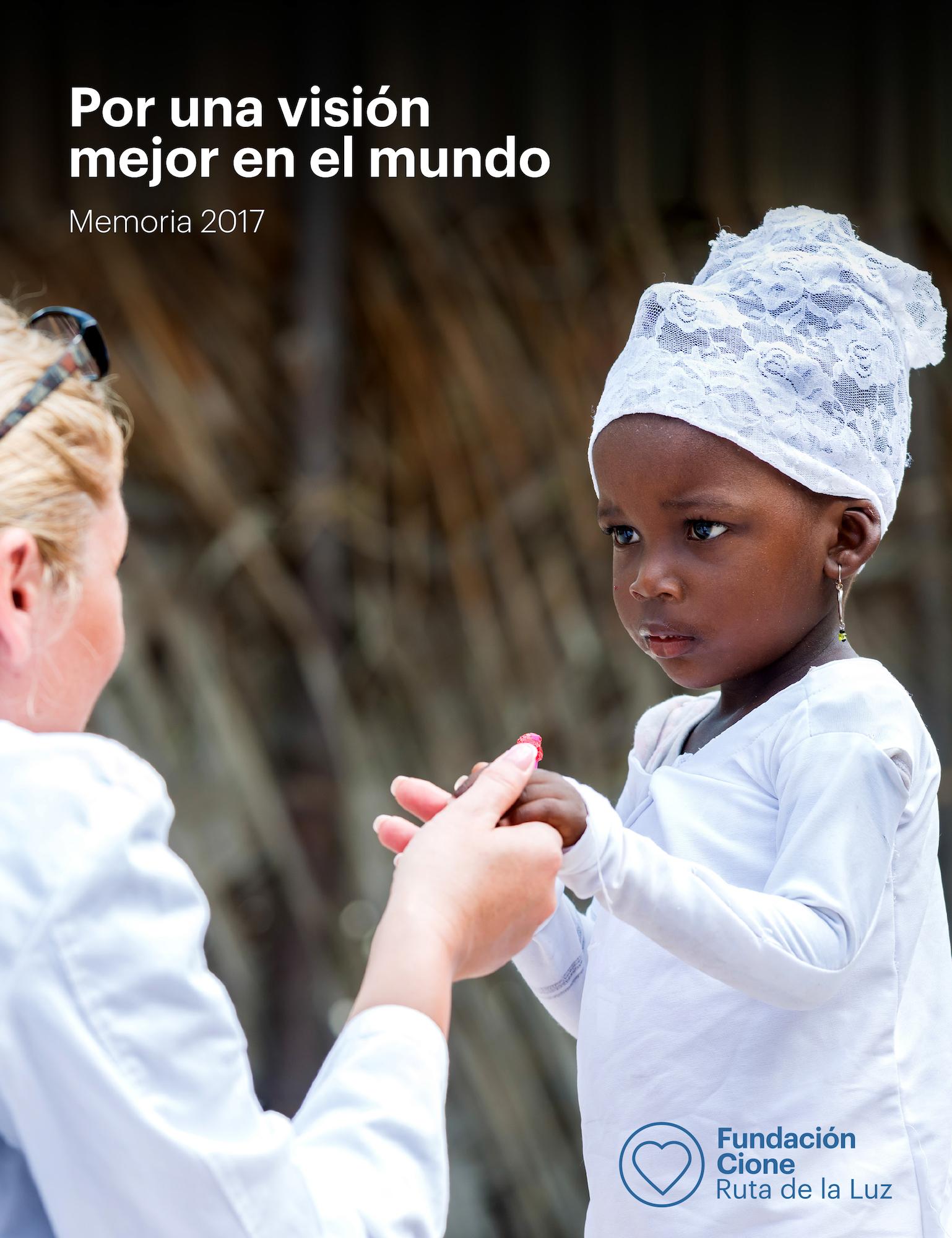 Imagem da notícia: La Ruta de la Luz ofereceu mais de 20 mil óculos a pessoas carenciadas