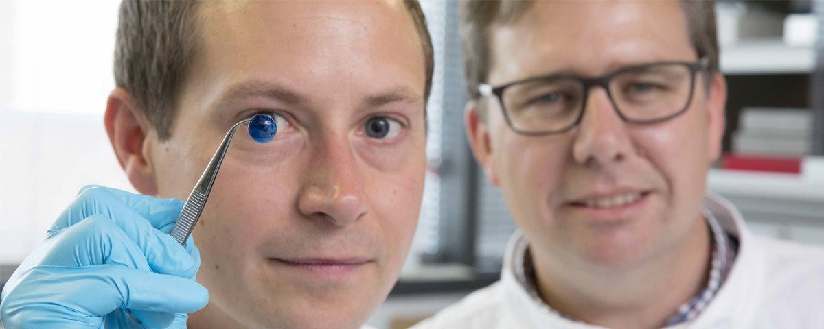 Imagem da notícia: Imprimir córneas em 3D demora 10 minutos
