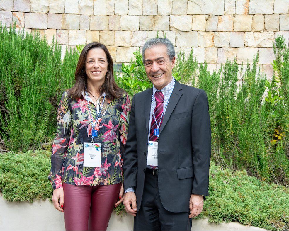 Imagem da notícia: À conversa com Filomena Ribeiro e Walter Rodrigues