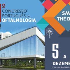 Imagem da notícia: Participe no 61º Congresso Português de Oftalmologia