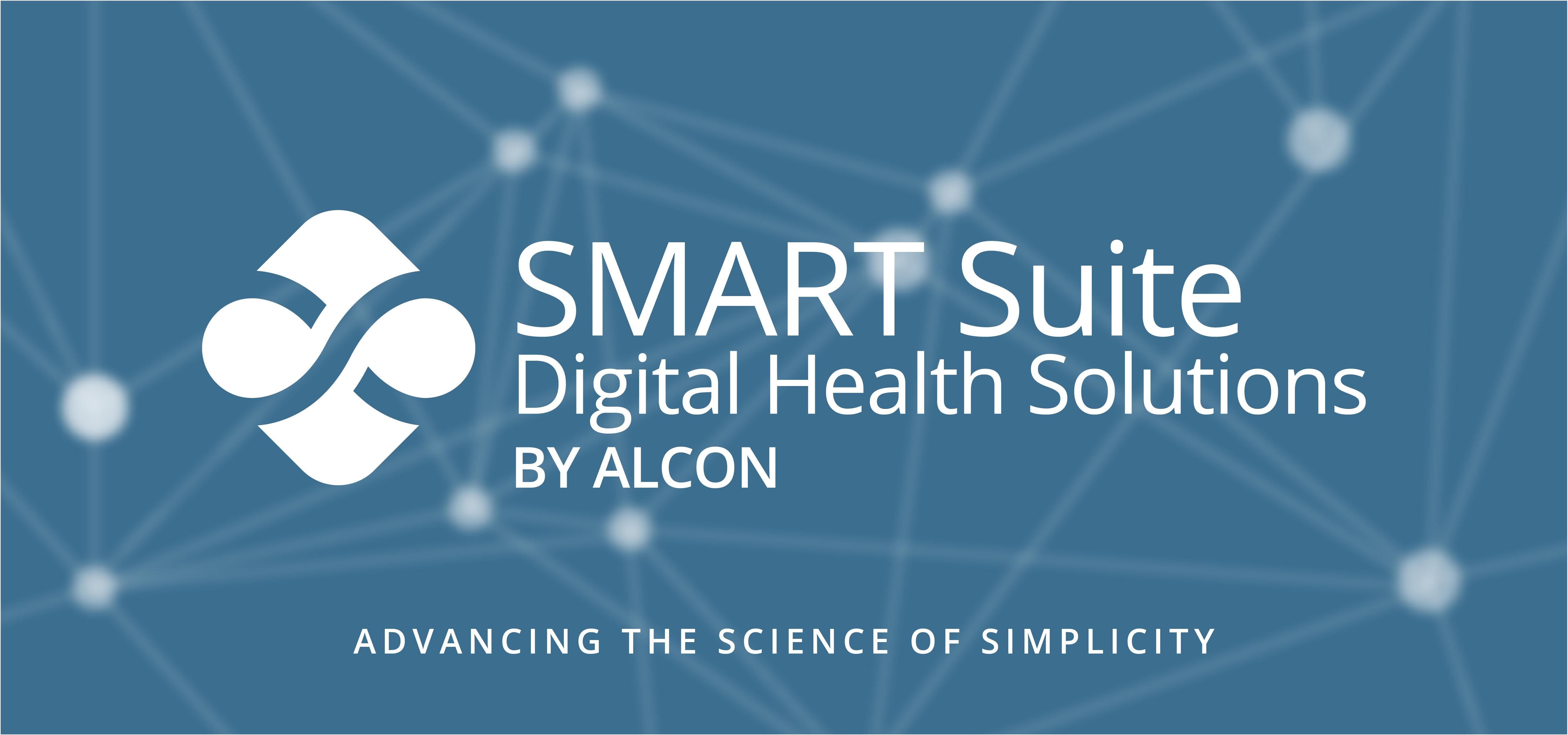 Imagem da notícia: Alcon desenvolve plataforma de saúde digital SMART Suite