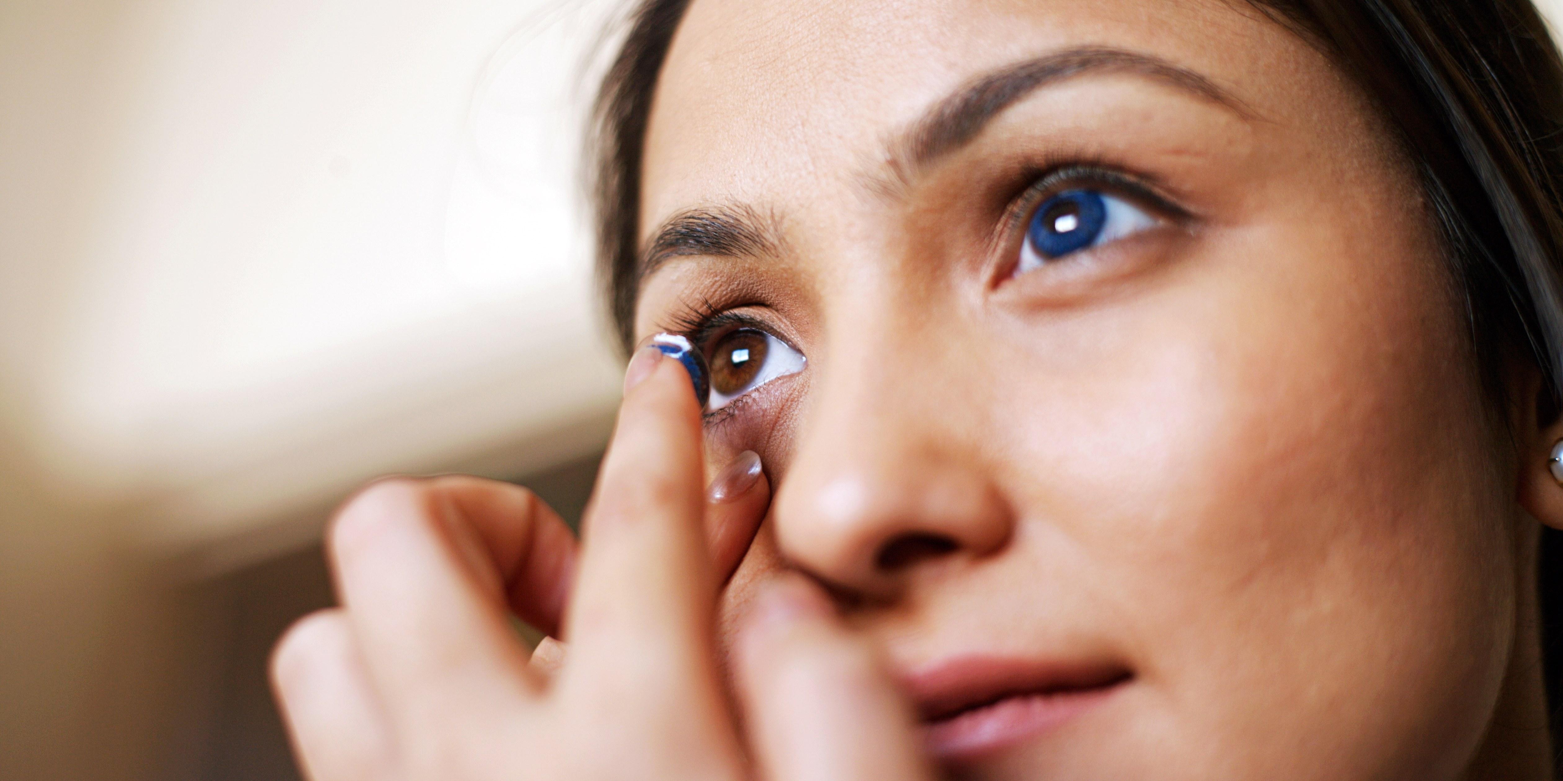 Imagem da notícia: FDA adverte para o uso de lentes de fantasia