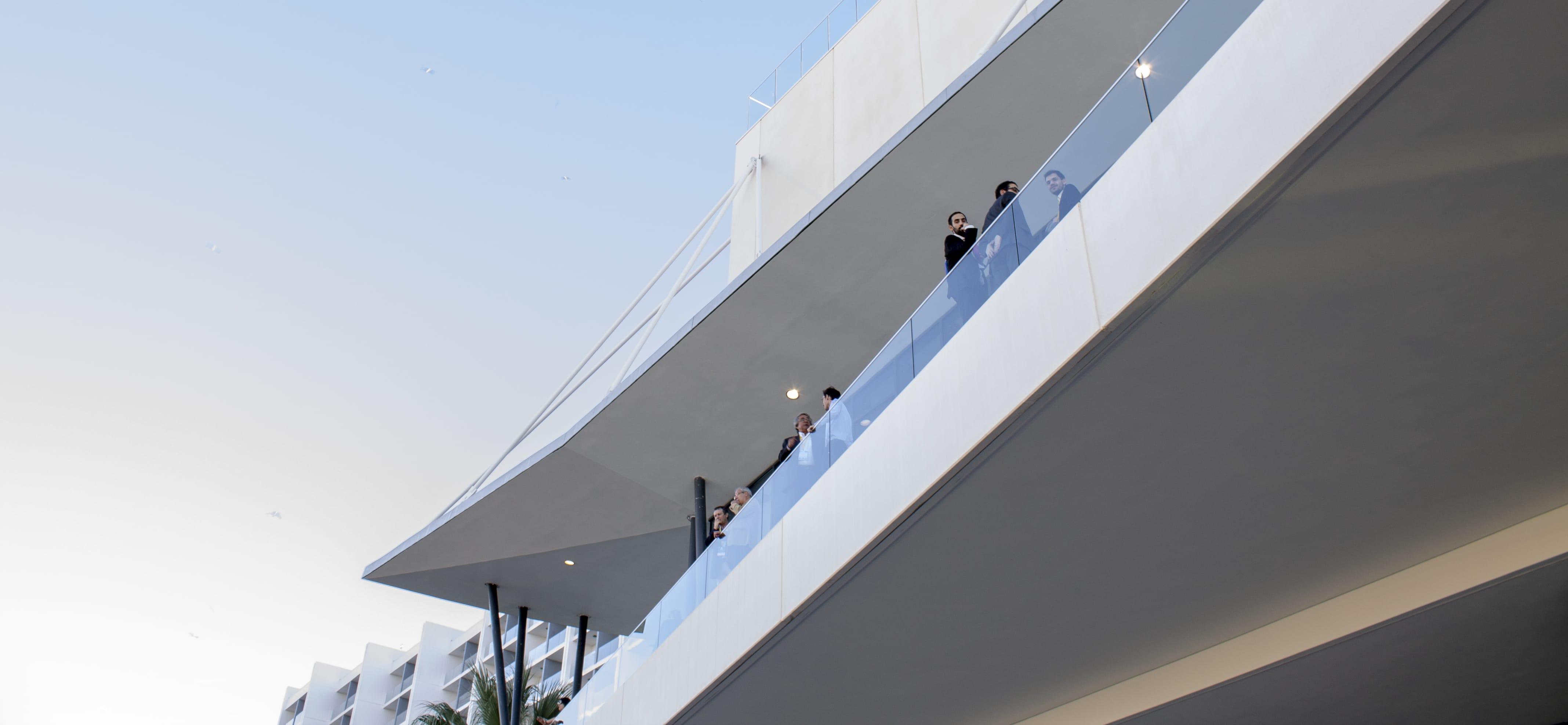 Imagem da notícia: Vilamoura acolheu mais de 1.500 médicos oftalmologistas