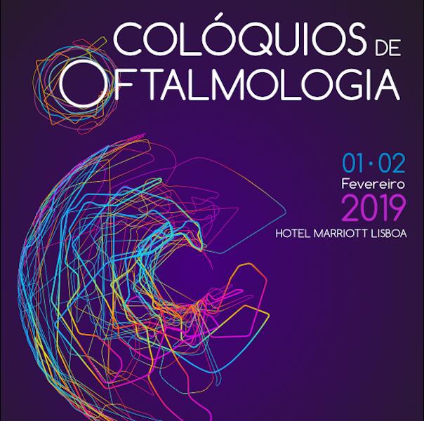 Imagem da notícia: Colóquios de Oftalmologia 2019 à porta