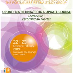 Imagem da notícia: Aproxima-se a Reunião do Grupo de Estudos da Retina