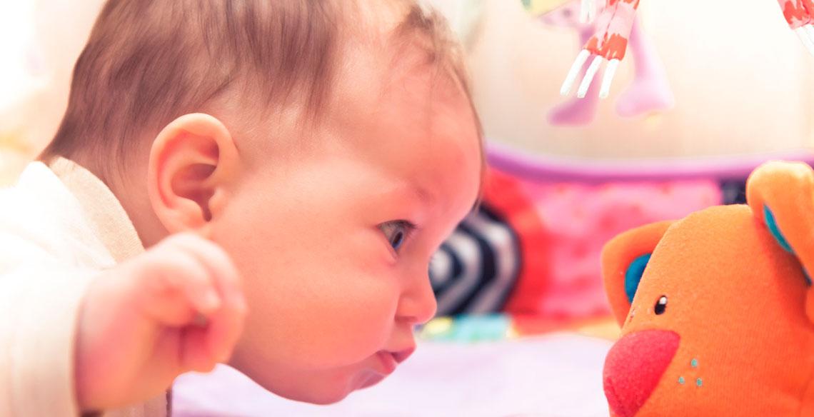 Imagem da notícia: Perceção visual mais baixa em bebés com pouco peso?