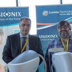 Imagem da notícia: Luneau Technology estreia-se em congressos de oftalmologia