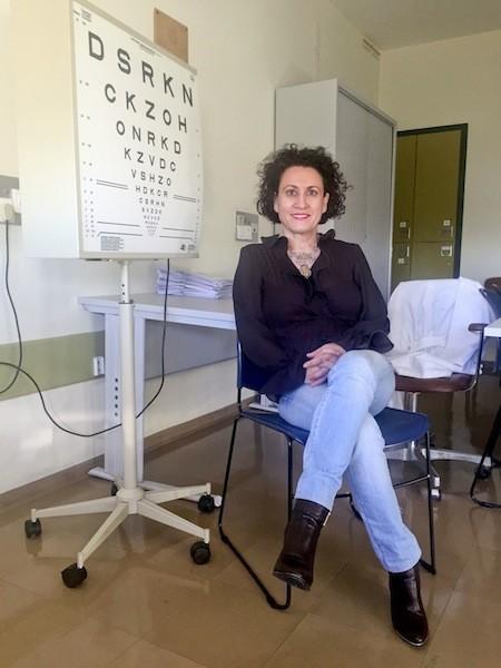 Imagem da notícia: Maria João Quadrado com papel ativo na doação e transplante de tecido ocular