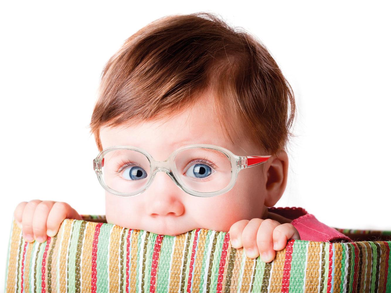 Imagem da notícia: A visão na infância