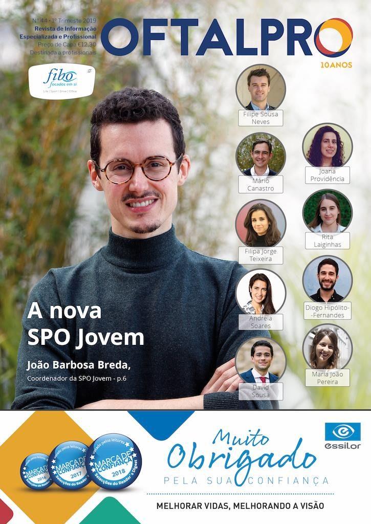 Capa da revista DentalPro