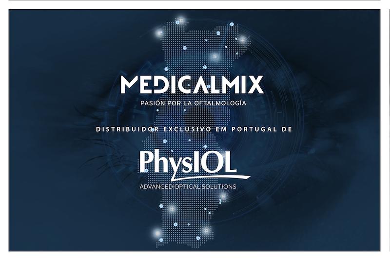 Imagem da notícia: MedicalMix, o aliado da PhysIOL em Portugal