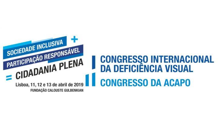 Imagem da notícia: Lisboa acolhe congresso sobre deficiência visual