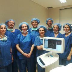 Imagem da notícia: Oftalmologistas usam tecnologia inovadora no tratamento da córnea
