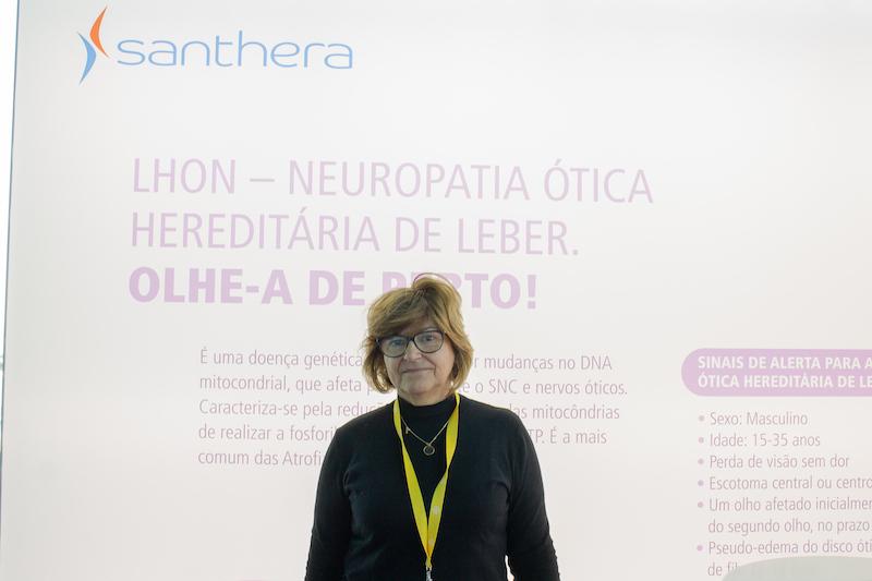 Imagem da notícia: Santhera no 61º Congresso da SPO