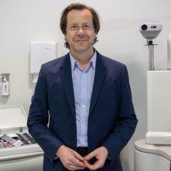 """Imagem da notícia: """"A oftalmologia é uma especialidade apaixonante"""""""
