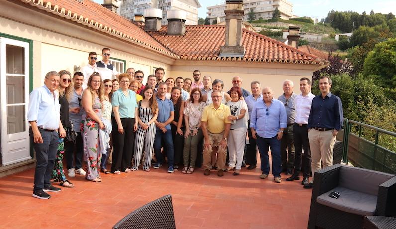 Imagem da notícia: Empresa António Moutinho assinalou 63 anos