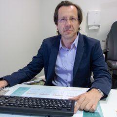 Imagem da notícia: O percurso de Fernando Silva, médico oftalmologista