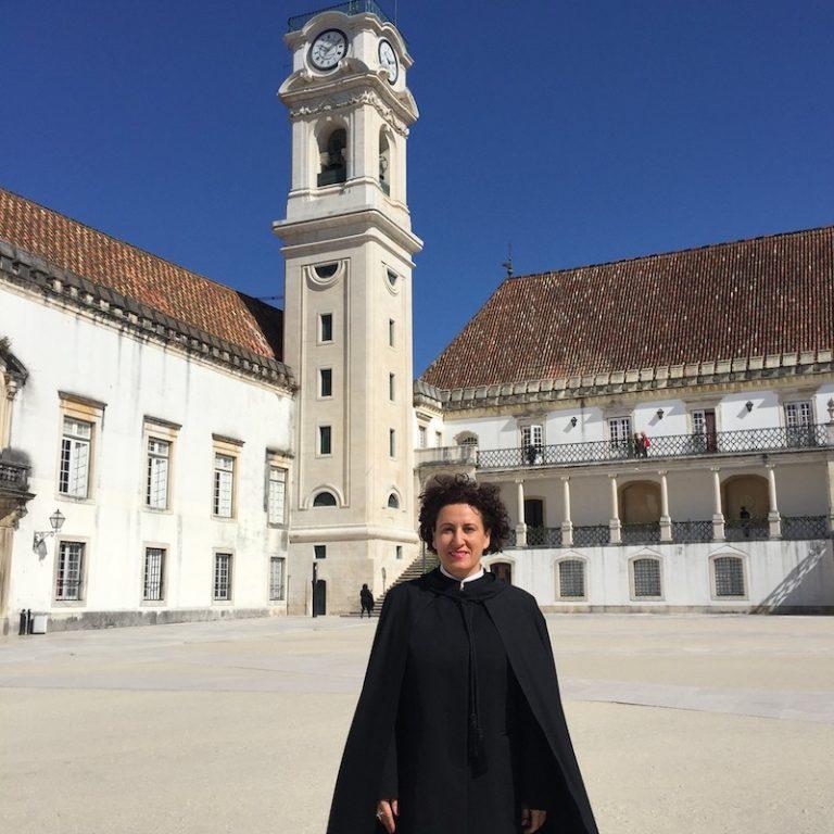 Imagem da notícia: Maria João Quadrado nomeada sub-diretora da FMUC