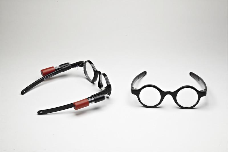 Imagem da notícia: Óculos auto-ajustáveis pela melhoria da educação