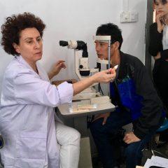 Imagem da notícia: Maria João Quadrado em missão na China
