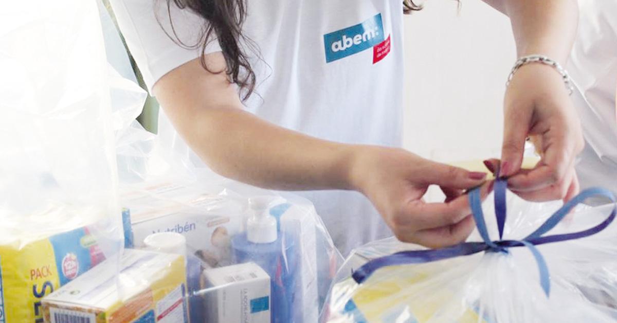 Imagem da notícia: CUF apoia 240 famílias carenciadas com medicamentos