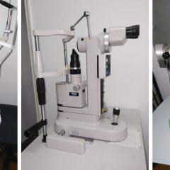 Imagem da notícia: Equipamentos de oftalmologia