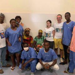 """Imagem da notícia: Hospital Madre Catarina com missão """"Visão Guiné"""" 2020"""