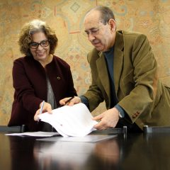 Imagem da notícia: AIBILI e ESEnfC celebram acordo de colaboração
