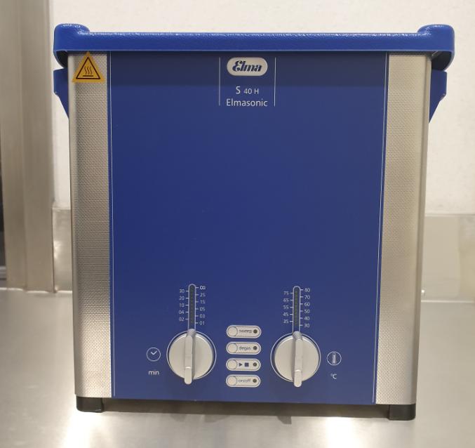 Imagem da notícia: Venda de tina ultrasónica em estado novo