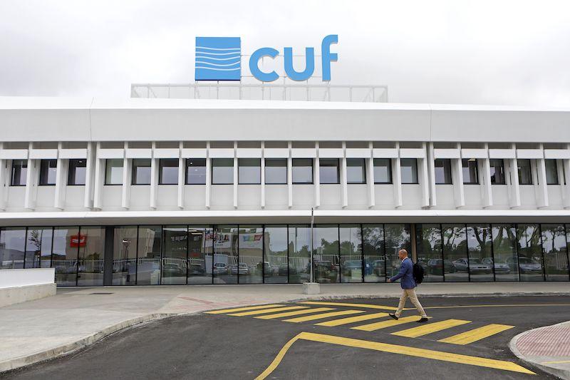 Imagem da notícia: CUF vai disponibilizar 50 ventiladores ao SNS