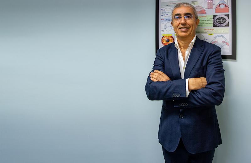 Imagem da notícia: Joaquim Mira em entrevista
