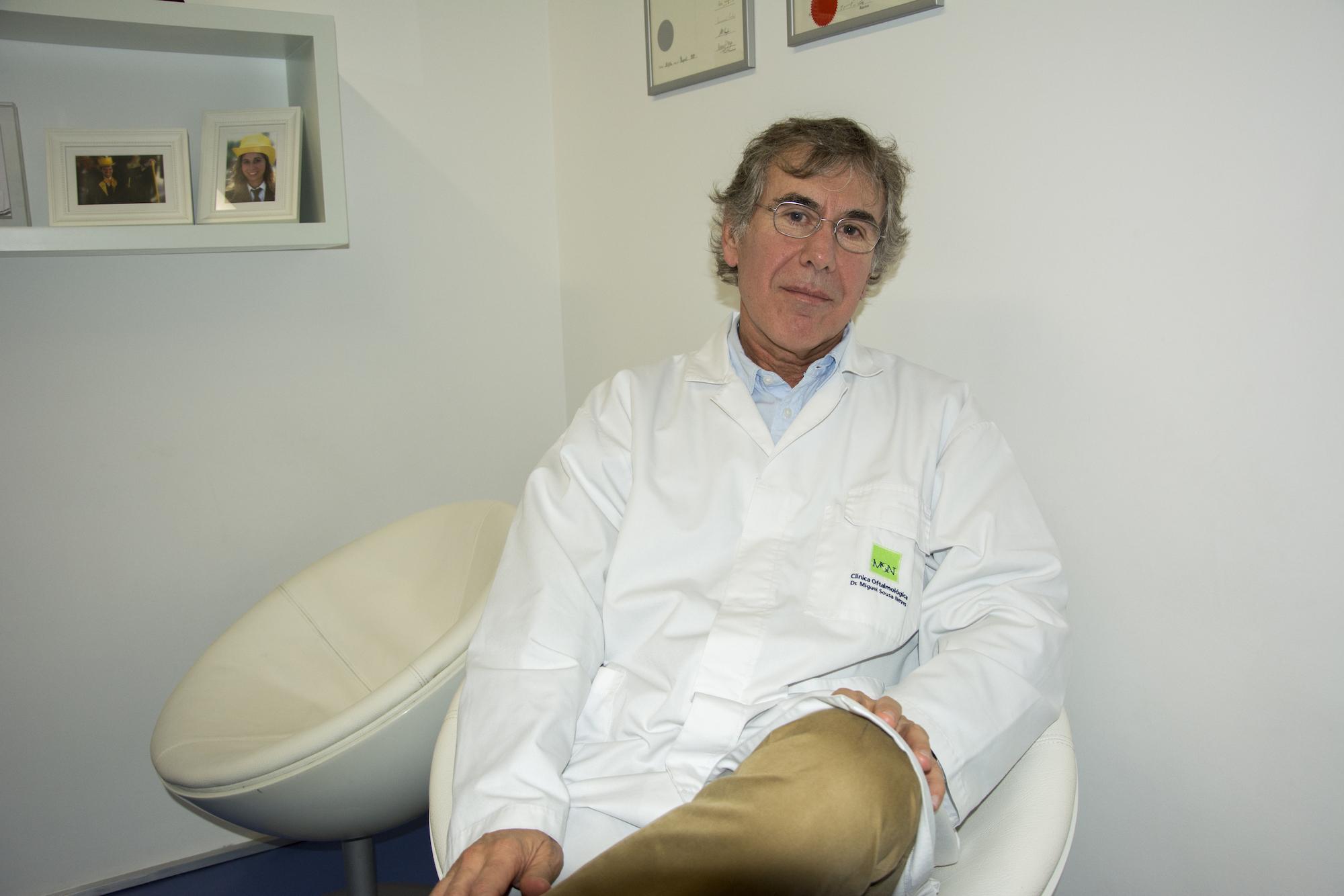 Imagem da notícia: 19 anos de Clínica Oftalmológica Dr. Miguel Sousa Neves