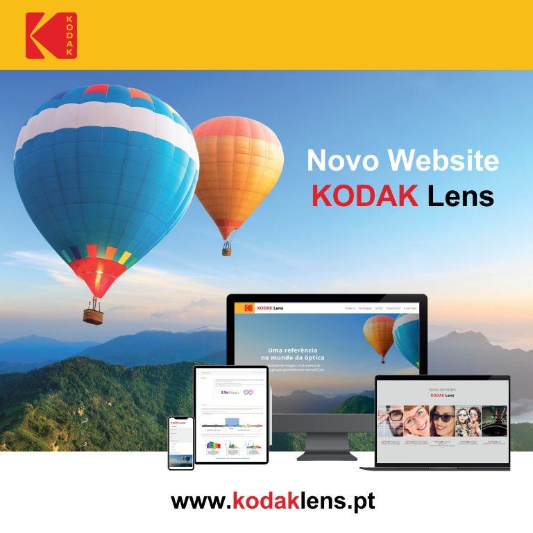 Imagem da notícia: Kodak Lens tem um novo site