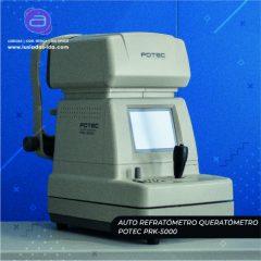 Imagem da notícia: Auto-refratómetro queratómetro