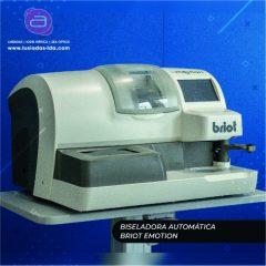 Imagem da notícia: Biseladora automática Briot Emotion
